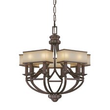 Walt Disney Signature Underscore 10 Light Chandelier