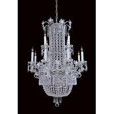 <strong>Metropolitan by Minka</strong> Vintage 12 Light  Chandelier