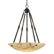 <strong>Metropolitan by Minka</strong> Virtuoso 6 Light Inverted Pendant