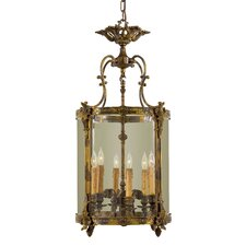 Metropolitan 6 Light Foyer Pendant