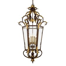 Zaragoza 8 Light Foyer Pendant