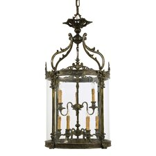 <strong>Metropolitan by Minka</strong> 9 Light Foyer Pendant