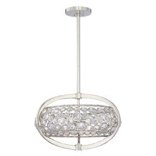 Magique 5 Light Drum Pendant