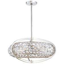 <strong>Metropolitan by Minka</strong> Magique 8 Light Drum Pendant