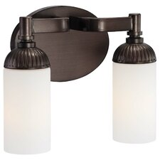 Industrial 2 Light Bath Light
