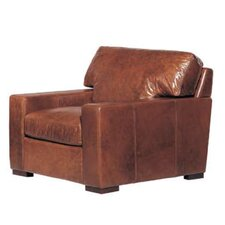 Brussels Classic Leather Armchair