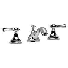 Chanteaux Widespread Bathroom Faucet with Doubleh Lever Handles