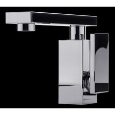 Solar Single Hole Bathroom Faucet with Single Handle