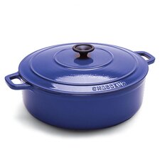 <strong>Paderno World Cuisine</strong> Cast Iron 5 1/2-Qt. Round Dutch Oven
