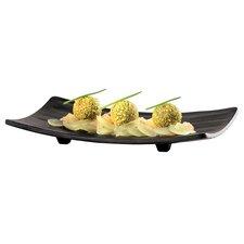 Raised Melamine Sushi Tray (Set of 3)