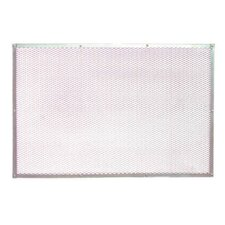 "23.63"" Perforated Aluminum Pizza Baking Sheet"