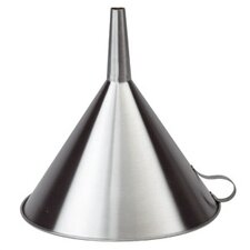 <strong>Paderno World Cuisine</strong> Funnel in Stainless Steel