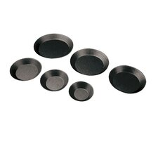 "8 Piece 2"" Non-Stick Plain Tartlet"
