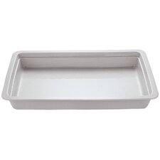 Hotel Food Pan in White