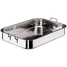 <strong>Paderno World Cuisine</strong> Stainless Steel Roasting Pan