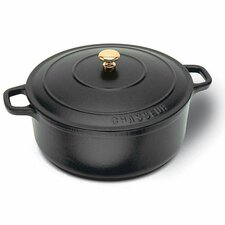 Cast Iron Round Dutch Oven