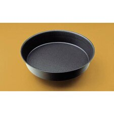 <strong>Paderno World Cuisine</strong> Plain Nonstick Steel Cake Pan