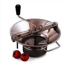 <strong>Paderno World Cuisine</strong> Stainless Steel 8-Quart  Food Mill Pro #5