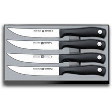 Silverpoint II 4-Piece Steak Knife Set