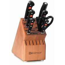 Classic 8 Piece Knife Block Set