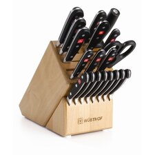 Classic 20 Piece Knife Block Set