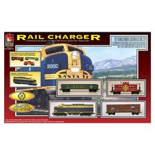 Rail Charger Car Set