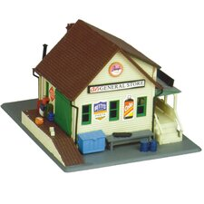 Trains® HO Scale General Store Building Kit