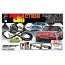Nascar Professional Action 500 Tracks and Playset