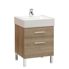"<strong>Bissonnet</strong> Universal 23"" Tierra Bathroom Vanity Base"