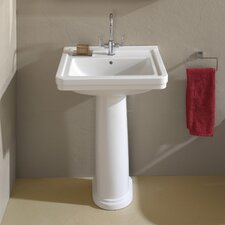 <strong>Bissonnet</strong> Universal Noble Pedestal Bathroom Sink