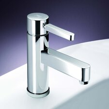 Cromo Zas Single Hole Bathroom Faucet with Single Handle