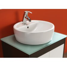 Universal Artik Glass Vanity Top