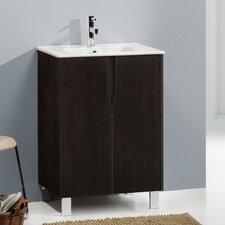 "Nava 23"" Single Gobi Bathroom Vanity Set"