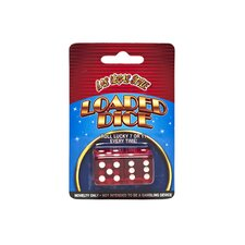 Loaded Dice Card (Set of 2)