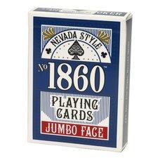 Jumbo Face Playing Card Deck