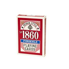 Pinochle Playing Card Deck