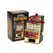 Slot Bank With lights