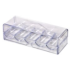 Clear Acrylic Chip Rack