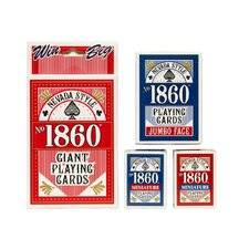 No.1860 Giant Playing Card Deck