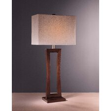 "34"" H Contemporary Table Lamp"