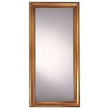 "79"" Rectangular Mirror in Castillian Gold"