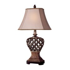 "Casual 28"" H Table Lamp"