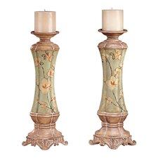 Romance Candlesticks (Set of 2)