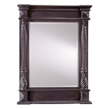 Mirror in Lexington Black