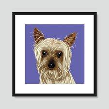 Yorkshire Terrier# 3 Graphic Art