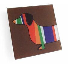 Dachshund Coaster (Set of 4)