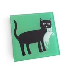 Mother Cat Coaster (Set of 4)