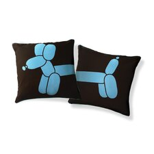 Little Balloon Dog Pillow