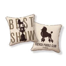 <strong>Naked Decor</strong> Best in Show Pillow