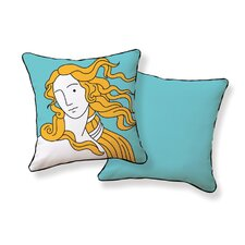 <strong>Naked Decor</strong> Venus Double Sided Cotton Pillow